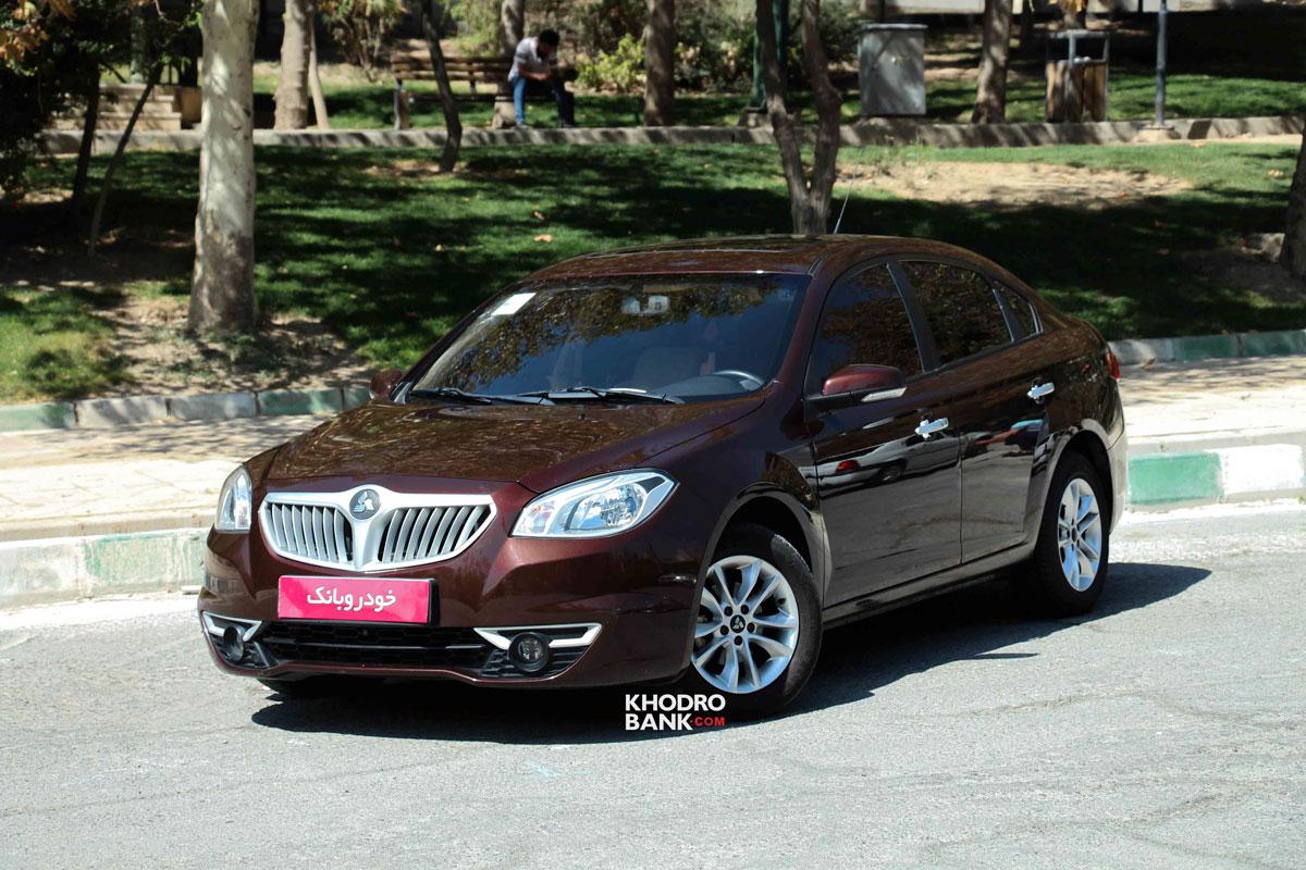 عکس ماشین برلیانس h330