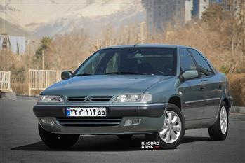 سیتروئن زانتیا SX2000 - 0
