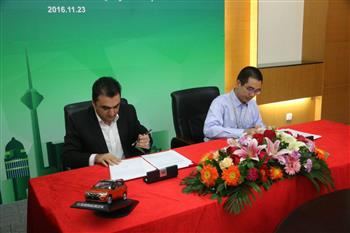 امضای قرارداد کارمانیا و BYD، عرضه محصولات جدید برقی و هیبریدی