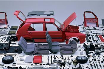 ۶۰ درصد لوازم یدکی خودرو چینی است