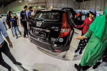 هر آنچه در نمایشگاه خودروی شیراز گذشت - 37