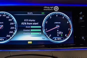 بررسی مرسدس بنز S500 در تهران، بهترین بنز جهان - 11