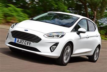 پرفروش ترین خودروهای بازار انگلستان در سال 2017 + لیست