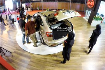 هر آنچه در نمایشگاه خودروی شیراز گذشت - 45