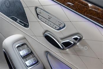 بررسی مرسدس بنز S500 در تهران، بهترین بنز جهان - 71