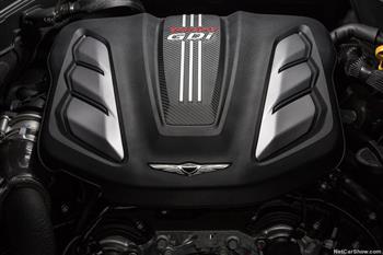 جنسیس G80 توربوشارژر مدل اسپرت رونمایی شد - 11