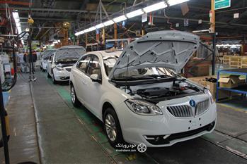 برلیانس سری H200 از سایپا به شرکت پارس خودرو انتقال یافت