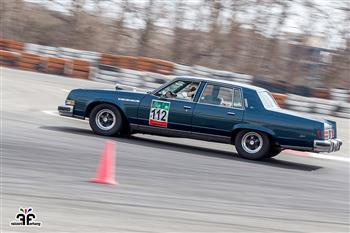 گزارش آخرین راند مسابقات اتومبیلرانی سرعت - 20