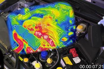 برای گرم کردن موتور چقدر زمان نیاز است؟ + فیلم
