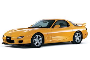 15 خودروی سریع مزدا در طول تاریخ – بخش دوم