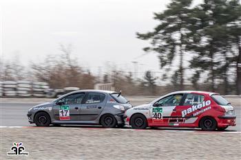 گزارش آخرین راند مسابقات اتومبیلرانی سرعت - 15