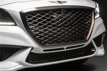 جنسیس G80 توربوشارژر مدل اسپرت رونمایی شد - 4