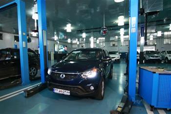طرح اجرای سرویس تابستانه خودروهای سانگ یانگ
