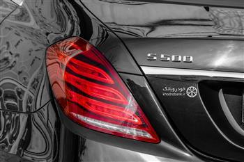 بررسی مرسدس بنز S500 در تهران، بهترین بنز جهان - 28