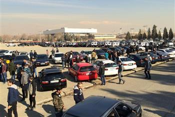گردهمایی بزرگ ژاپنی ها در پیست آزادی تهران + عکس - 59