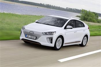 هیوندای یونیک، کارآمدترین خودروی دوست دار محیط زیست