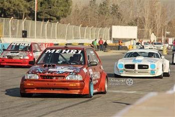 گزارش خودروبانک از چهارمین راند مسابقات سرعت + گالری عکس