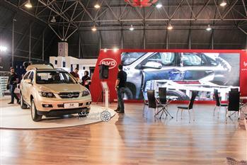 هر آنچه در نمایشگاه خودروی شیراز گذشت - 25