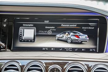 بررسی مرسدس بنز S500 در تهران، بهترین بنز جهان - 19