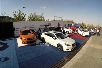 هر آنچه در نمایشگاه خودروی شیراز گذشت - 48