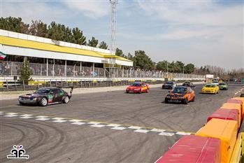 گزارش آخرین راند مسابقات اتومبیلرانی سرعت - 0
