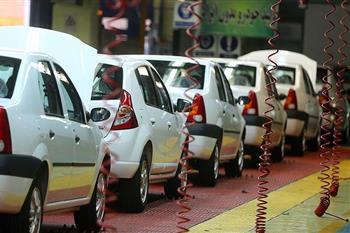 هر کارگر ایرانی چند خودرو در سال تولید میکند؟