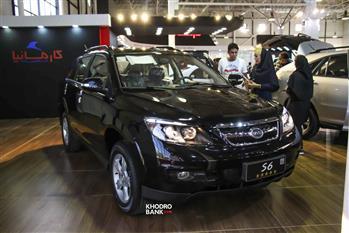 کارمانیا با سه محصول بی وای دی در نمایشگاه خودرو مشهد