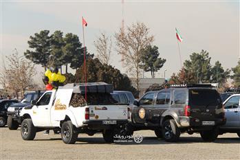 گردهمایی بزرگ ژاپنی ها در پیست آزادی تهران + عکس - 11