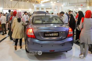 هر آنچه در نمایشگاه خودروی شیراز گذشت - 19