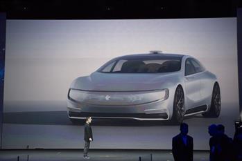 لی اکو، خودروی تمام الکتریکی چینیها - 6