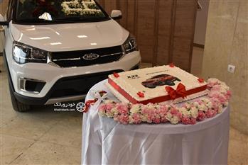 گزارشی از مراسم تحویل خودروهای X22 به مشتریان؛ منطبق با اصول جهانی