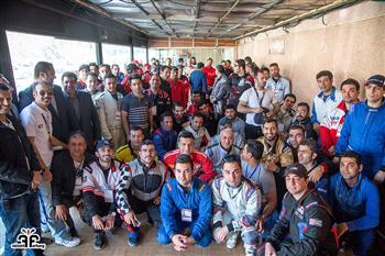 گزارش آخرین راند مسابقات اتومبیلرانی سرعت - 38