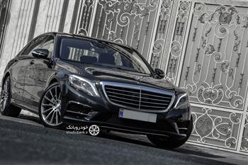 بررسی مرسدس بنز S500 در تهران، بهترین بنز جهان - 36