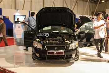 هر آنچه در نمایشگاه خودروی شیراز گذشت - 3