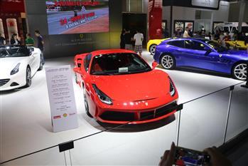 مدلهای فراری در نمایشگاه خودروی گوانگجو