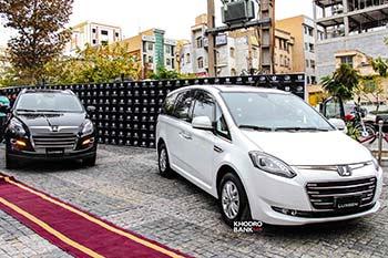 افتتاح نمایشگاه مرکزی خودروهای لوکسژن توسط آرمان موتور کویر + گزارش تصویری