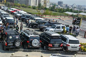 گردهمایی بزرگ تویوتا FJ کروزر و ARB در تهران - 27