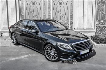 بررسی مرسدس بنز S500 در تهران، بهترین بنز جهان - 0