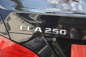 مرسدس بنز CLA – خشن اما دوست داشتنی - 12