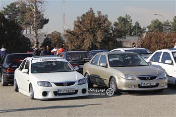 گردهمایی بزرگ ژاپنی ها در پیست آزادی تهران + عکس - 43