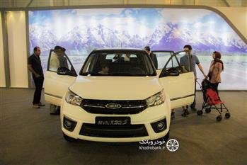 هر آنچه در نمایشگاه خودروی شیراز گذشت - 17