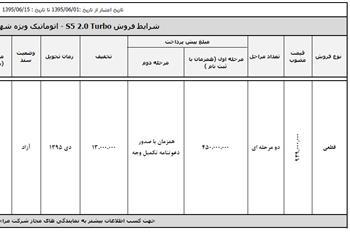 جک S5 اتوماتیک گران شد + جدول - 14