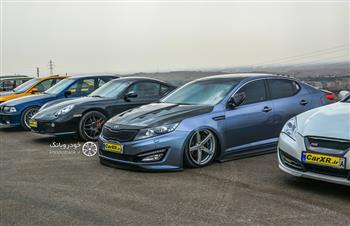 گردهمایی کلوپ خودروهاى کره ای برگزار می شود - 3