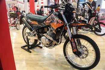 گزارش خودروبانک از نمایشگاه ایران رایدکس (موتورسیکلت) + فیلم