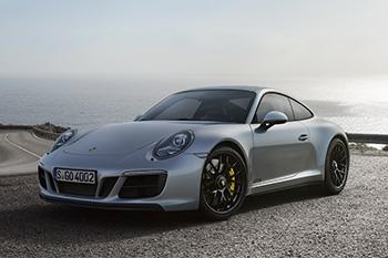 پورشه 911 GTS با ظاهر و موتور جدید