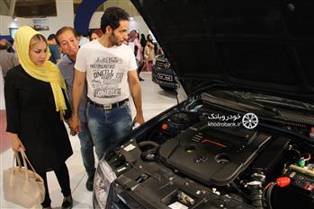 هر آنچه در نمایشگاه خودروی شیراز گذشت - 10