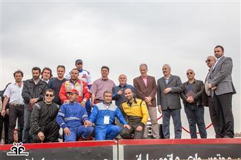گزارش آخرین راند مسابقات اتومبیلرانی سرعت - 6