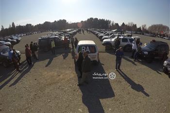 گردهمایی بزرگ ژاپنی ها در پیست آزادی تهران + عکس - 54