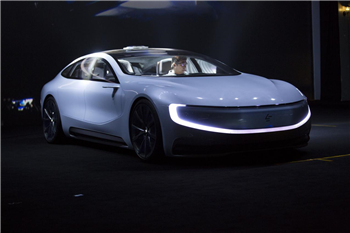 لی اکو، خودروی تمام الکتریکی چینیها - 1