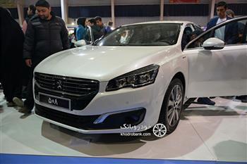 نمایشگاه خودرو اصفهان: پژو ۵۰۸ و ۲۰۰۸، فرانسوی های تازه وارد